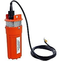 ECO-WORTHY 12V 230ft Deep Well Water Pump Wasserpumpe Pumpn for Terrasse Brunnen Home