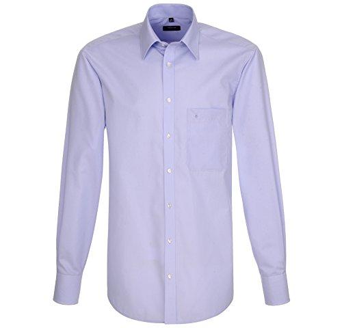 eterna -  Camicia classiche  - Basic - Classico  - Uomo Lila