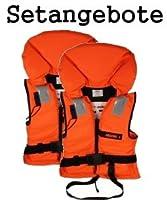 2 Rettungswesten aus der Bootskiste ~ Größe wählbar 15 bis über 90 Kg - Bootskiste