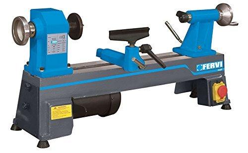 Drehmaschine für Holz 250mm 0497/250Fervi