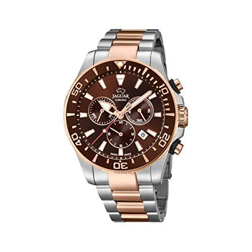 Orologio Jaguar uomo J868/1 cronografo Quadrante Nero 43.5 mm Diametro