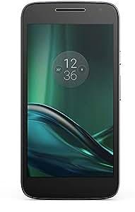 Lenovo  Moto G4 Play 4G, Schermo da 5 pollici, Dual SIM, Fotocamera da 8 MP, 2 GB di RAM, Memoria Interna di 16 GB, Nero [Italia]