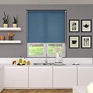 Blinds2Curtains Polyester Eton x Emma Plain Roller Blind