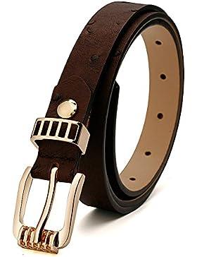 Salvaje Cinturones Decorativos/Simples Correas Casuales-A 115cm(45inch)