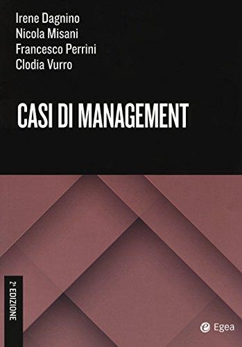 Casi di management