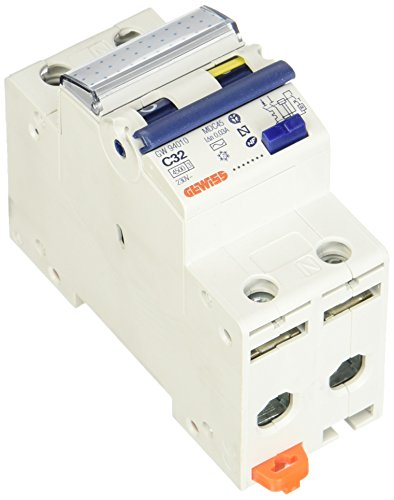 Gewiss GW94010 GW94010 Interruttore Magnetotermico, Differenziale