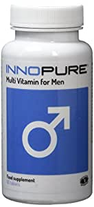 Innopure® MultiVitamin Complete | Formulated for men to support: energy release, muscle function, reproductive health, the metabolism, heart health, immunity & healthy hair | 60 Tablets, 2 Months Supply