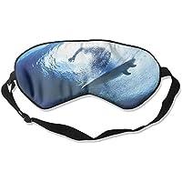 Cool Surfing 99% Eyeshade Blinders Sleeping Eye Patch Eye Mask Blindfold For Travel Insomnia Meditation preisvergleich bei billige-tabletten.eu