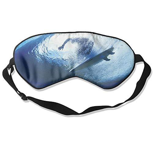 Cool Surfing 99% Eyeshade Blinders Sleeping Eye Patch Eye Mask Blindfold For Travel Insomnia Meditation