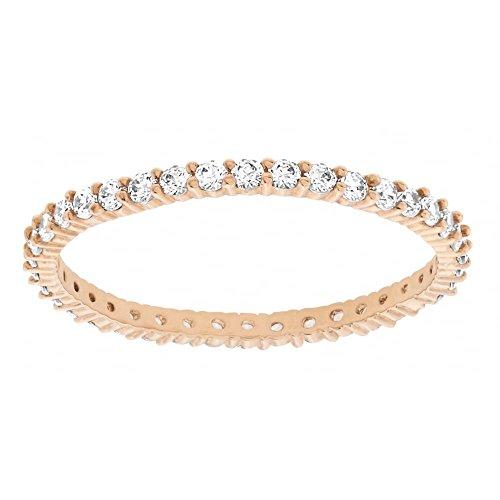 Swarovski Damen-Ring Vittore Vittoreweiß Gr. 55 (17.5) - 5083129
