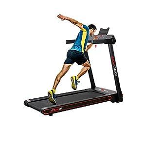 Movi Fitness Tapis roulant Professionale MF397, Pieghevole salvaspazio, Bluetooth,App Fitshow, Inclinazione Elettrica… 7 spesavip