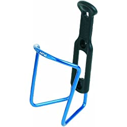 Zefal - Portabidon de ciclismo de aluminio, 5 mm, color azul