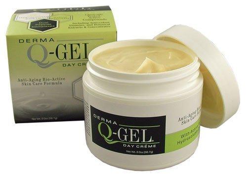 Paraben Free Derma Q-Gel CoQ10 Anti-Wrinkle Skin Energising