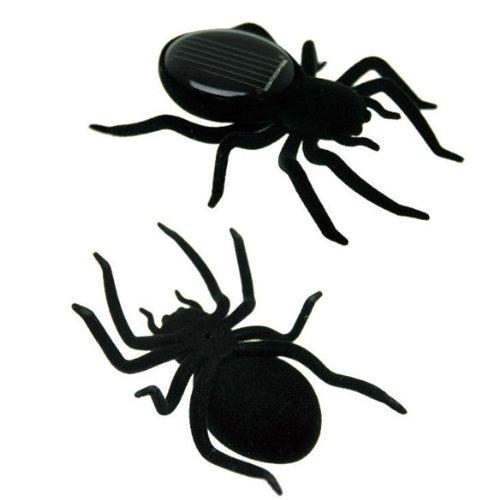 Domybest Solarspinne Tarantula-pädagogischer Roboter-furchtsames Insekten-Gerät-Trick-Spielzeug