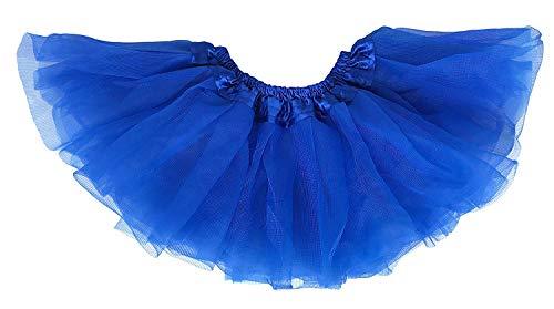 Dancina Baby und Neugeborenen Tüllrock Tutu für 0 bis 24 Monate Königsblau 6-24 Monate (Billig Kostüme Ballerina)