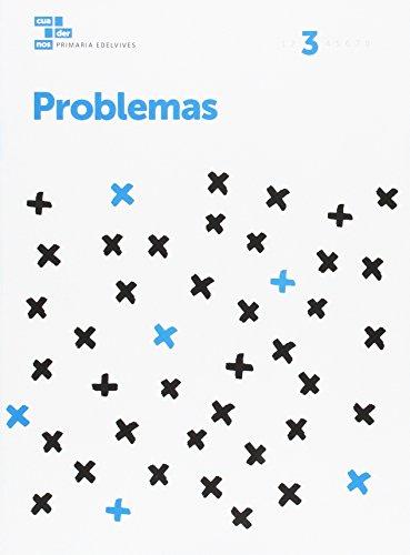 Cuadernos Problemas 3 (Cuadernos problemas Primaria) - 9788414006962