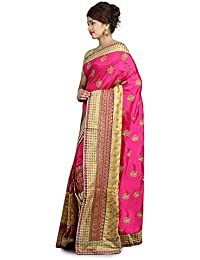 6d0fe822dd Golds Women's Sarees: Buy Golds Women's Sarees online at best prices in  India - Amazon.in