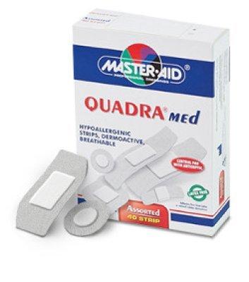 QUADRA MED Pflaster Fingerstrips Master Aid 6 St Pflaster