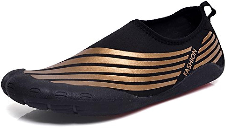 AARDIMI - Zapatillas de Deporte Exterior de Caucho Hombre  -