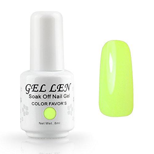 gel-nail-polish-uv-led-soak-off-gel-polish-300-colors-collection-neon-green-gel-polish-8ml-gellen-br