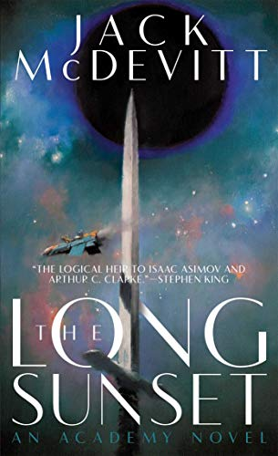 The Long Sunset (The Academy) (English Edition)