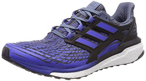 adidas Herren Energy Boost Laufschuhe, Blau (Acenat/Azalre/Negbas 000), 45 1/3 EU (Boost)