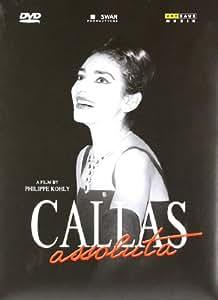 Maria CALLAS Assoluta - A Film by Phillipe Kohly