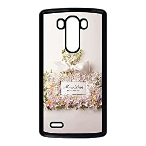 Miss Dior Blooming Bouquet Natalie Portman cover LG G3 Cell Phone case cover black R1L4KZTBEY