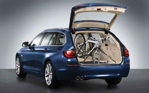 Unbekannt BMW Fahrradhalterung f. d. Innenraum. Passend für 5er F11