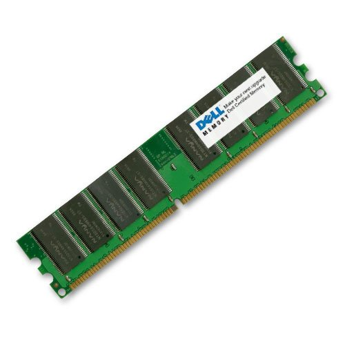 1 GB Dell nuovo aggiornamento di memoria RAM certificato per Dell OptiPlex GX270 Desktop/Mini-Tower sistema (184 Pin Ddr Sdram Sistema)