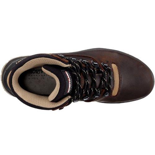 Northland Pordoi MC Shoe 02-03274, Chaussures de marche homme Vert