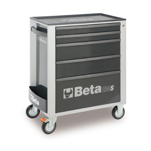 Beta Tools C24S 5/g-carro COM 5 gavetas