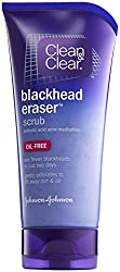 Clean & Clear Blackhead Clearing Scrub, Salicylic Acid Acne Medication 5 Oz (141 G)