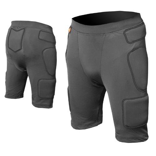 Demon Armortec Short Pants D3O - Protektorenshort Gr. XL