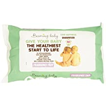 Beaming Baby - Bio-Degradable Baby Wipes - Toallitas húmedas ecológicas con Aloe Vera -