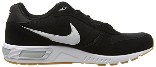Nike Nightgazer, Chaussures De Course Pour Homme Noir (schwarz / Weiß)