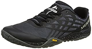 Merrell Trail Glove 4, Zapatillas de Correr para Hombre, Negro Space Black, 41.5 EU (B0716YTKS6) | Amazon price tracker / tracking, Amazon price history charts, Amazon price watches, Amazon price drop alerts