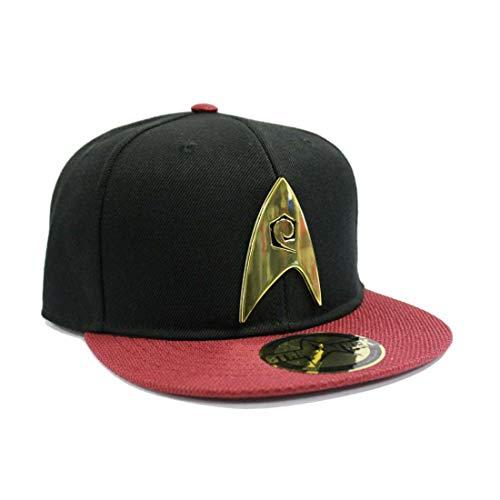 (Star Trek Baseball Cap Scott CODI Berretti Cappelli)