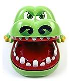 Actionspiel Geschicklichkeitsspiel Krokodil Doc Kinderspiel , Kajman , 3 jahre Kinderspiele, Baby Spielzeug, Kinderspielzeug, Jungen Spielzeug. hergestellt von Sensual69