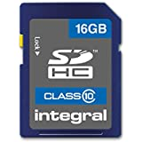 Integral Carte mémoire SDHC UltimaPro Class 10 16 Go