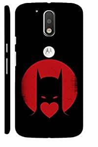 KALAKAAR Printed Back Cover for Motorola Moto G4/Motorola Moto G4 Plus,Hard,HD Matte Quality,Lifetime Print Warrenty