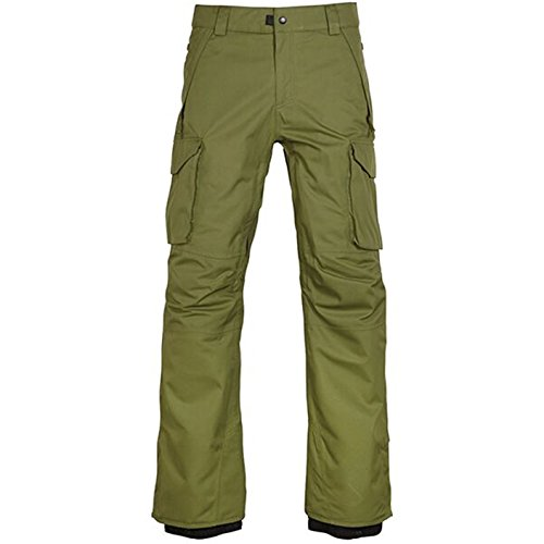 686 Infinity Insulated Cargo Snowboard Pant Small Fatigue (686 Pant Cargo)