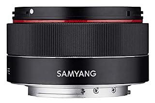 Samyang 35/2,8 Objektiv DSLR Autofokus Sony E Vollformat Fotoobjektiv Lichstärke F2.8, Pancakeobjektiv Weitwinkelobjektiv schwarz (B073H4K3ZL) | Amazon Products