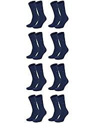 TOMMY HILFIGER Herren Classic Casual Business Socken 8er Pack