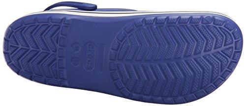 Crocs Crocband - Sabots - Mixte Adulte Bleu (Cerulean Blue/Navy)