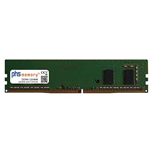 PHS-memory 4GB RAM Speicher für ASRock Fatal1ty Z370 Professional Gaming I7, Intel Z370 Series, LGA1151,4 DDR4, 8 x SATA3 DDR4 UDIMM 2400MHz Fatal1ty Professional Series