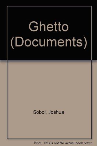 Ghetto par Joshua Sobol