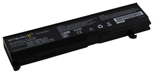 Notebook Akku Batterie für Toshiba Satellite A135 A80 A85 A105-S2 M115 M45 M50 M55 M70 M105-S10 Satellite Pro A100-532 M40-301 M70 M70-134 kompatibel mit PA3465U PA3465U-1BAS PA3465U-1BRS. Von e-port24®