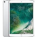 Apple iPad Pro Wi-Fi Cellular Silver MQF02FD/A 26,67 cm (10,5 Zoll) Tablet-PC (A10X M10, 4GB RAM, 64 GB, Multi-Touch, IOS 10) silber