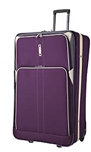 5Cities® Large 26 Inch Expandable Lightweight Luggage Suitcase Bag - 3 Years Warranty
